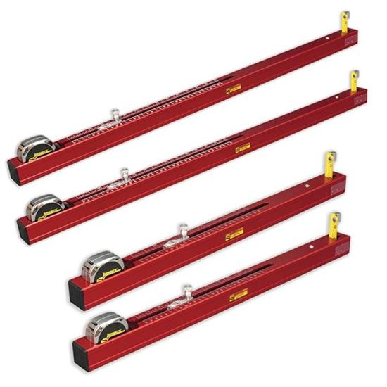 Longacre® 52-78326 Chassis Height Measurement Tool - Set of 4