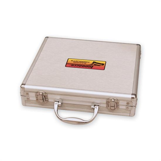 Longacre 79019 Bump Steer Gauge Storage Case - 22.5 x 20.5 x 4 in.