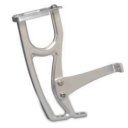 Eddie Motorsports MS274-42CA 1957 Chevy Hood Latch & Support, Clear