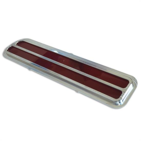 Eddie Motorsports MS275-45P Polished Tail Light, 1969 Camaro RS