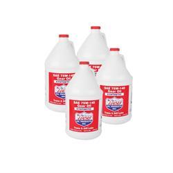 Lucas Oil 10122 SAE 75W140 Synthetic Racing Gear Oil, 4 Gallon Case