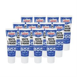 Lucas 10533 White Lithium Grease, Case of 12
