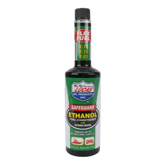 Lucas 10576 Safeguard Ethanol Fuel Treatment