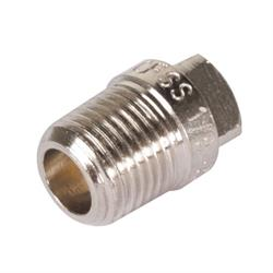 Cold Fire Super Systems 70001881N Steel Nozzle, Straight, 1/8 Inch NPT