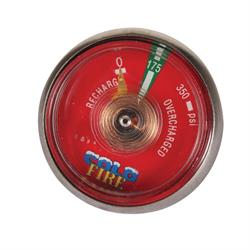 Cold Fire Super Systems 80000175 175 psi Pressure Gauge