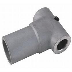 Weld-In Axle End, 5 Degree, 2 Inch x .156 Inch Wall