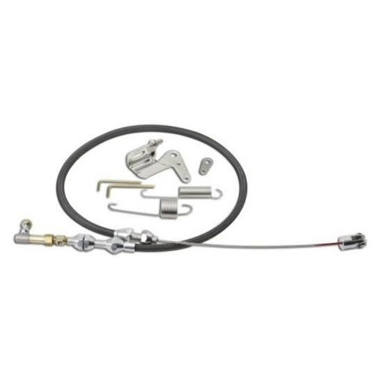 "Lokar Carburetor Accelerator Cable DP-1000HT36; Hi-Tech Duo-Pak 36/"" Universal"