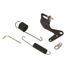 Lokar XSRK-4000 Universal Throttle Cable Bracket and Spring Kit