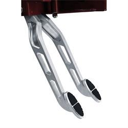 Lokar BCA-9506 180 Billet Alum Direct Fit Brake & Clutch Pedal Arm