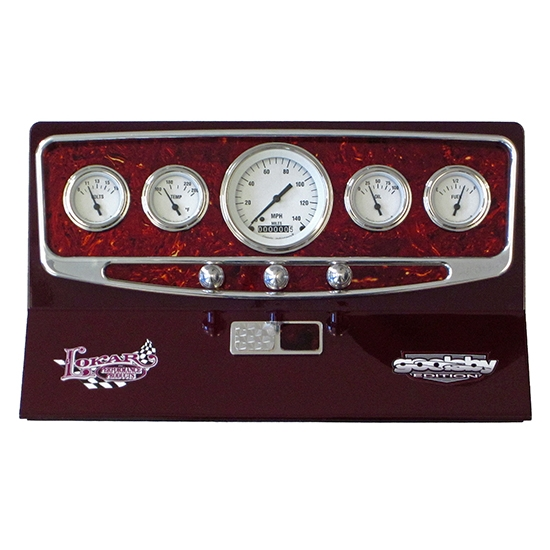 3 8 3 8 Indicator : Lokar bdi goolsby edition gauge dash insert
