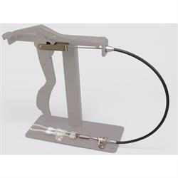Lokar EC-8000U96 E-Hand Brake Connector Cable, 37-42/45-48 Ford, Black