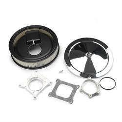 LS Classic Series GMLS3007 14 Inch Classic Air Cleaner Kit