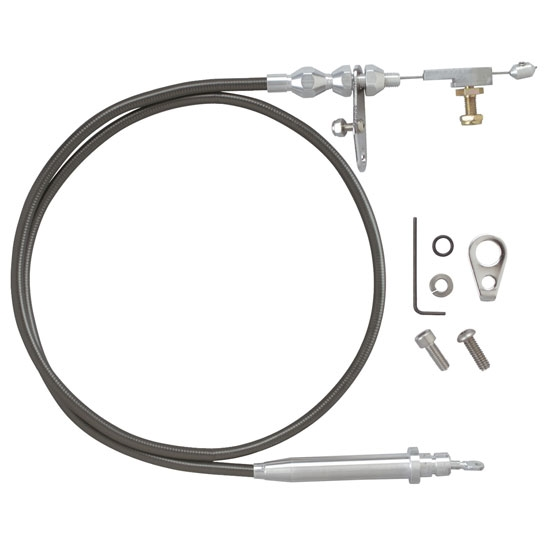 Lokar KD-20C4TP Ford C-4 Trans Hi-Tech Tuned-Port Kickdown Cable Kit
