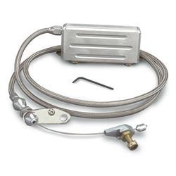 Lokar KD-2400HT72 GM TH-400 Trans Hi-Tech Electric Kickdown Cable Kit