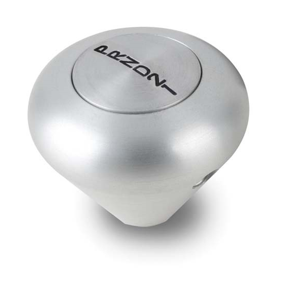 Garage Sale - Lokar SK-6838 3-Speed Automatic Brushed Mushroom Shifter Knob