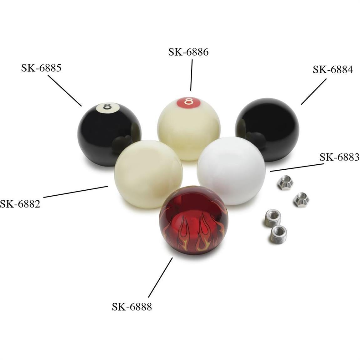 Ball Knob ABK-049 Tapped Ball Knob