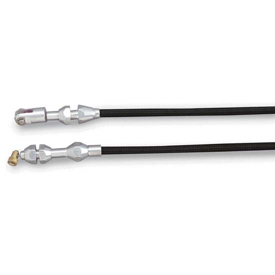 Lokar TC-1000LS196U Universal GM LS1 Throttle Cable Kit, 96 Inch, Blk