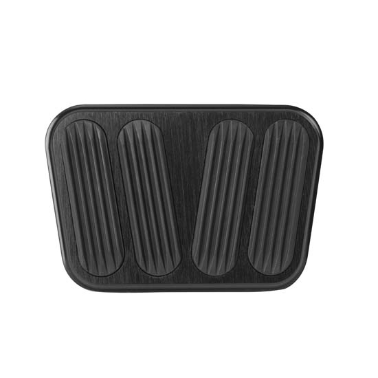 Lokar XBAG-6092 Black Throttle Pad for Camaro