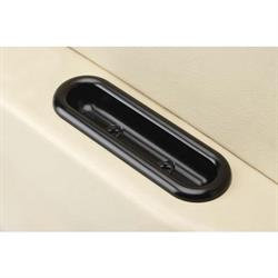 Lokar XIDP-2004 Midnight Series Billet Arm Rest Door Pulls, Pair