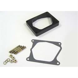 Lokar XTCB-40ED Midnight Series Edelbrock Pro-Flow Spacer Only