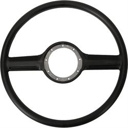 Lecarra 72000 Mark 10 Steering Wheel, 15 Inch, Unpainted