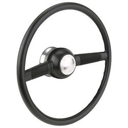 Lecarra 74001 Mark 40 Steering Wheel, 15 Inch