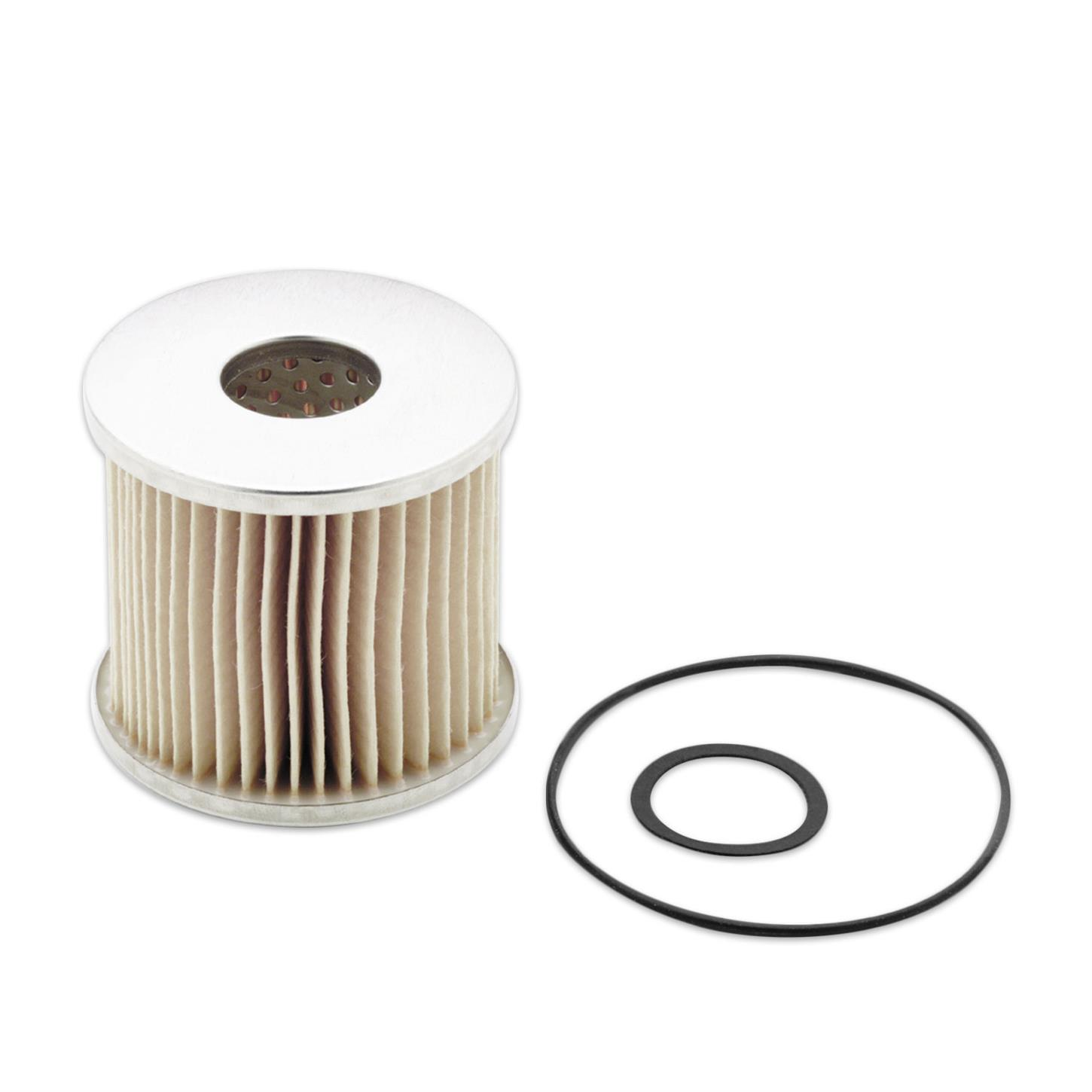 Mallory 29239 Paper Fuel Filter Mr Gasket