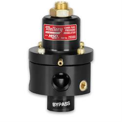 Mallory 29388 4,Port Bypass Regulator