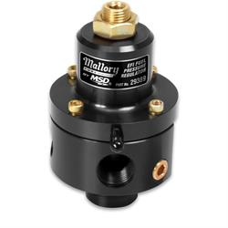 Mallory 29389 Adjustable Fuel Pressure Regulator for EFI