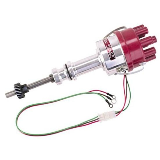 Mallory Ignition 3738701 Ford Y-Block Electronic Distributor on 240z tach wiring diagram, msd wiring diagram, electronic ballast wiring diagram, wiper motor wiring diagram, ignition switch wiring diagram, basic ignition wiring diagram, points wiring diagram, ignition coil wiring diagram, ignition ballast resistor wiring diagram,