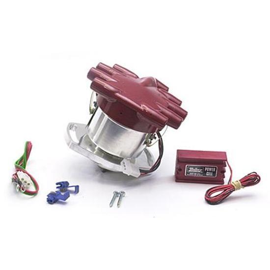 Garage Sale - Mallory Ignition 5072001 42-48 Flathead 2 Bolt ... on mallory marine distributor parts guide, mallory distributor identification, mallory magnetic distributor installation,
