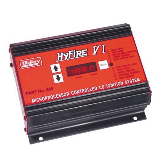 Garage Sale - Mallory HyFire 6 Digital Ignition Bo on mallory battery, mallory resistors, mallory furniture, mallory gauges, mallory electronics,