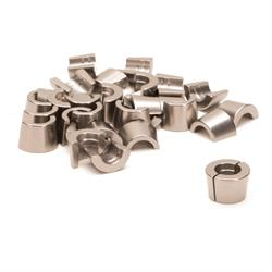 Manley 13083T-16 Super 7 Degree Titanium Valve Locks, 16 Piece