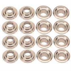 Manley 23746L-16 Super 7 Deg Lightweight Titanium Retainers, 16