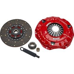 McLeod 75221 Super Street Pro Clutch Kit, 11 In, Chevy 1-1/8 x 26
