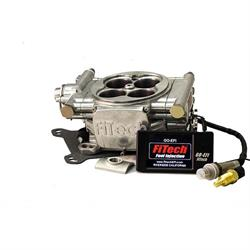 FiTech 30001 Go EFI 600 HP Self-Tuning Fuel Injection, Bright