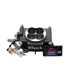 FiTech 30002 Go EFI 600 HP Self-Tuning Fuel Injection, Black