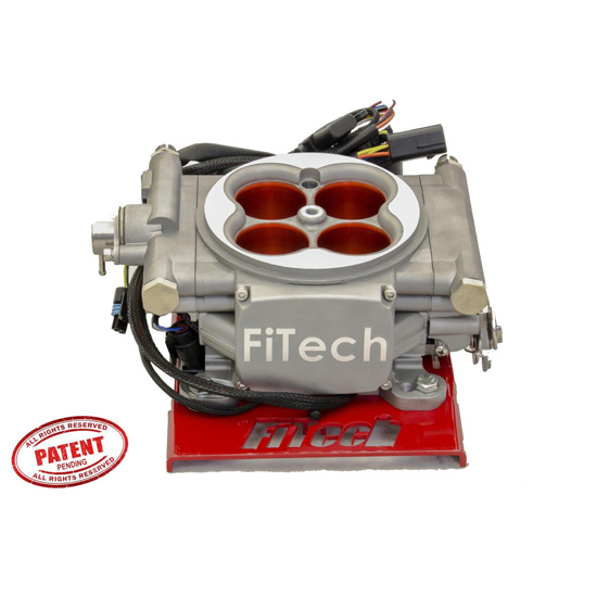 FiTech 30003 Go Street 400 HP Throttle Body EFI Kit