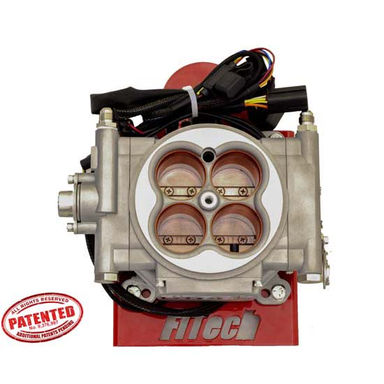 FiTech 30003 Go Street 400 HP EFI Fuel Injection Converter
