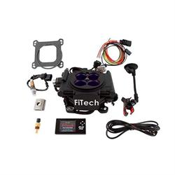 FiTech 30008 MeanStreet 800 HP Throttle Body EFI System