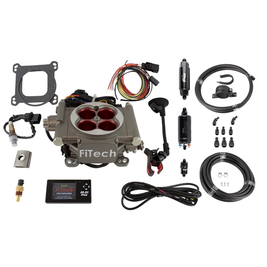 FiTech 31003 Go Street EFI 400 HP System