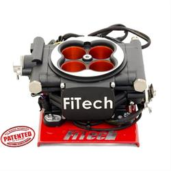 FiTech 31004 Go EFI 4 600 HP System, Power Adder