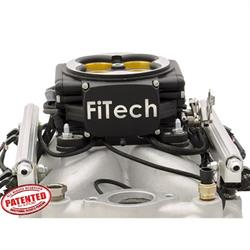FiTech 37858 Go Port EFI Fuel Injection System, SBC, 200-550 HP
