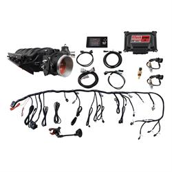 FiTech 70019 Ultimate LS Induction System, 600 HP