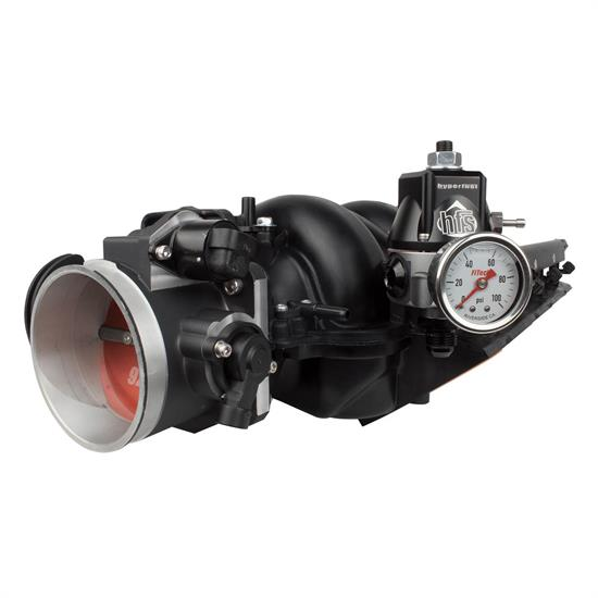 FiTech 70020 Ultimate LS Induction System w/ Trans Control,600 HP
