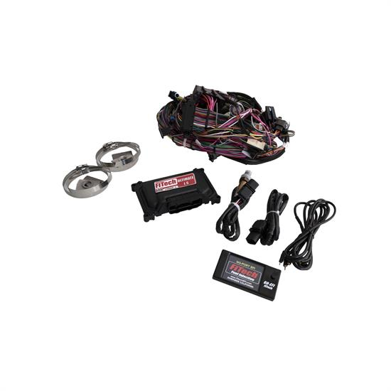 FiTech 70050 Ultimate LS Standalone EFI ECU w/o Trans Control