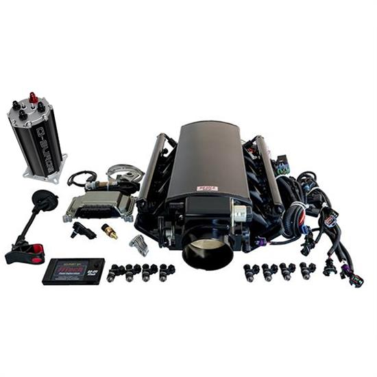 FiTech Ultimate LS EFI Fuel Injection System w/G-Surge Tank, 500