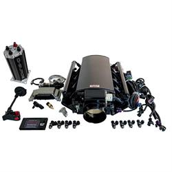 Ultimate LS EFI Fuel Injection System w/G-Surge Tank, 500 HP