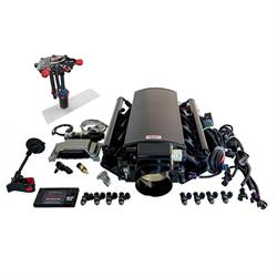 Ultimate LS EFI Fuel Injection System w/Hy-Fuel Tank, 750 HP