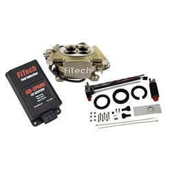 FiTech 93605 Easy Street EFI 600HP Gold w/ In Tank Kit w/CDI box
